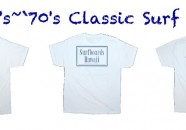 60's〜70's Classic Surf T-shirts
