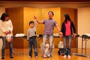 KIDSクラス:優勝/Kentoくん