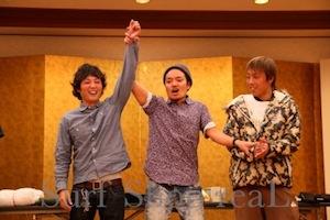 ビギナークラス:優勝/Ryota