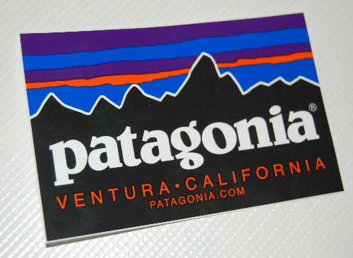 Patagonia Sticker Pack Real Surf Shop