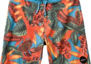 RVCA Jungle Leaves Board Shorts