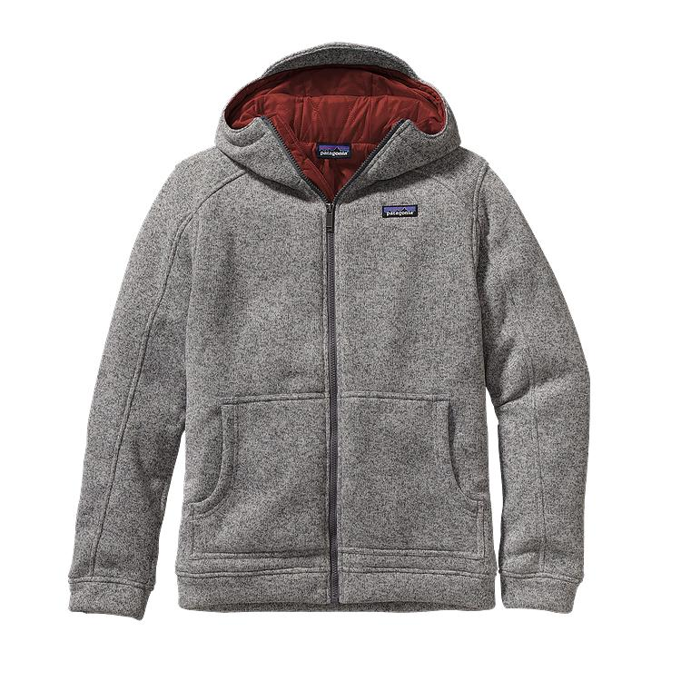 Patagonia Mens Insulated Better Sweater Hoody Real
