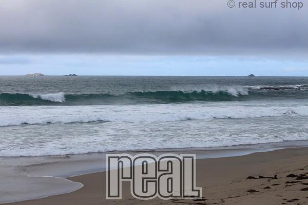 波は落ち着いてきてます。