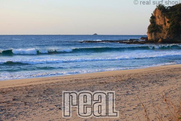 波は残ってます。