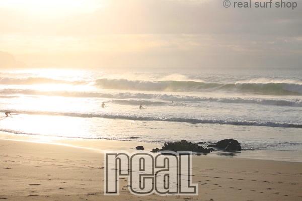 波は残ってますが … 。