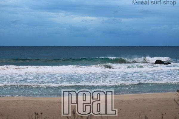 波はありますが、ワイドブレイク。