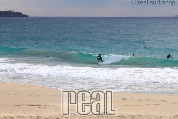波あります。