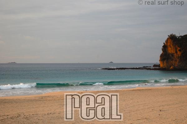 穏やか〜な海