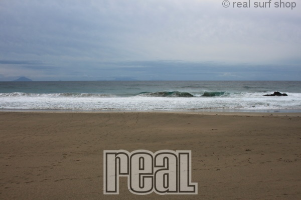 波はサイズアップ!