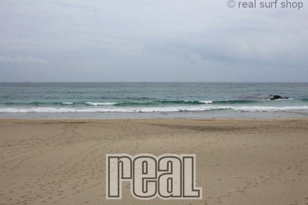 昨日よりも波はあります!