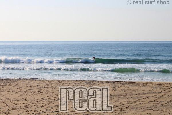 波はダウンしてます。