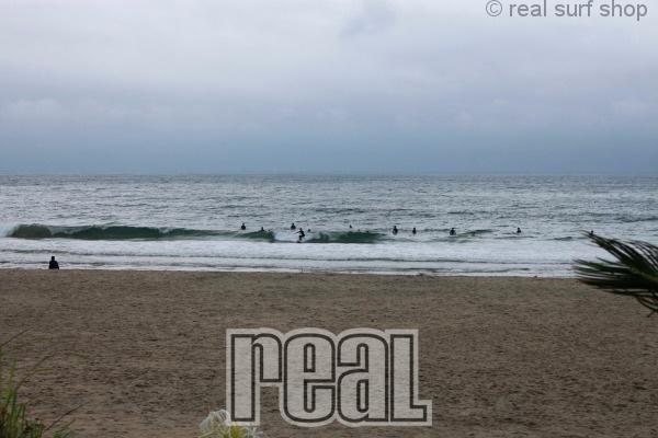 昨日からの波は残ってます!