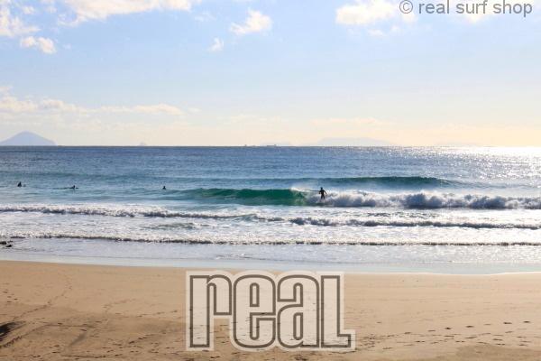 波は残ってます!