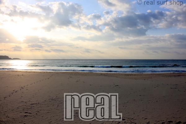 波は小さいです。