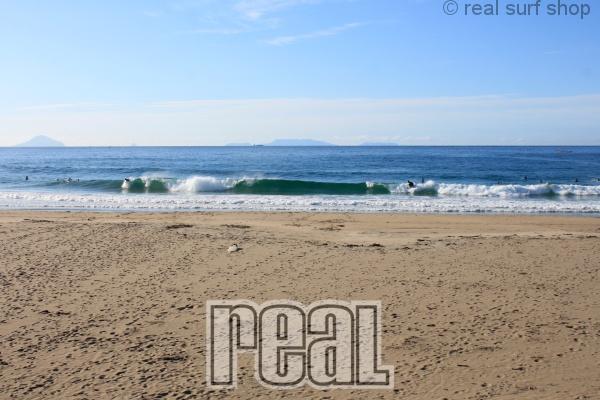 波はあります。