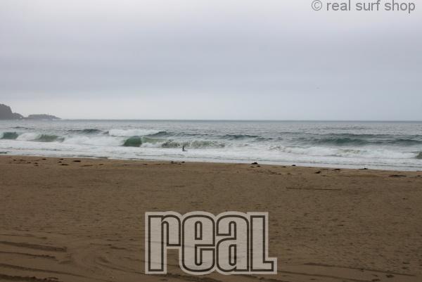 波はサイズアップ。