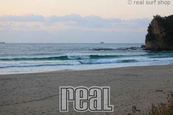 波はあるけど、ワイドブレイク。