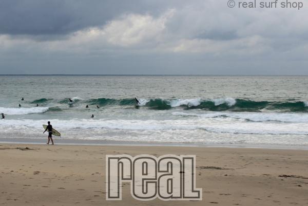 波は残ってますが、風が入ってます。