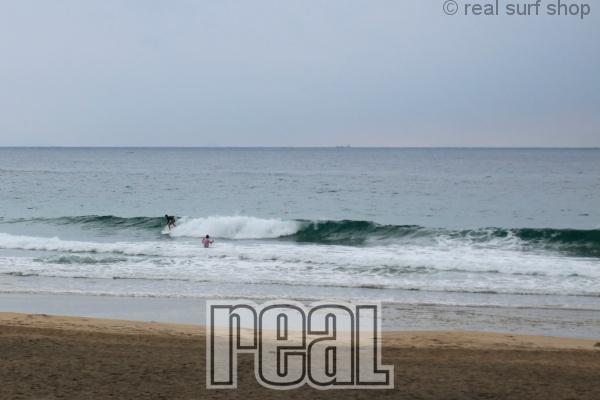 少し波があります。
