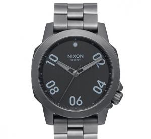 nixon_ranger40_gunmetal